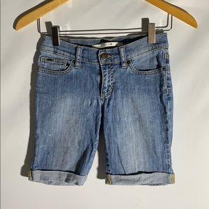 Joe's Female Teen Cotton Jean Shorts